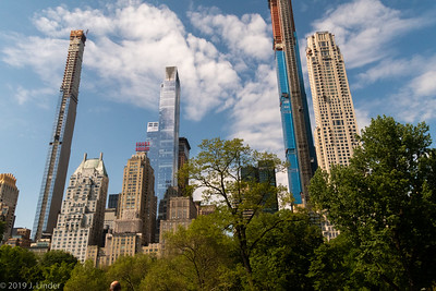Central Park - May 2019