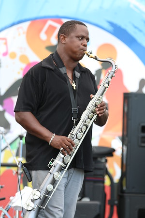 2015 Southern Maryland Wine, Jazz, R&B and Funk Festival - Brian Lanair