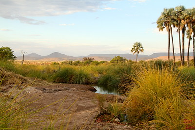 Wild camping in Namibia 3