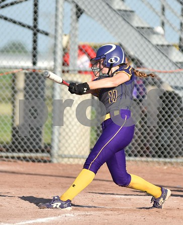 2A State Softball Thursday: Logan-Magnolia vs Iowa City