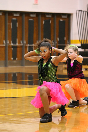 2012-03-03 Colerain Angels Hip Hop
