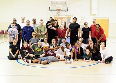 2012 ACA Alumni vs Students