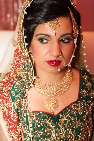 Javeria's Wedding Day