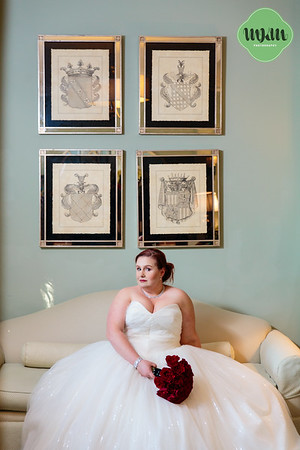 Danielle | Love the Dress at the King's Daughters Inn
