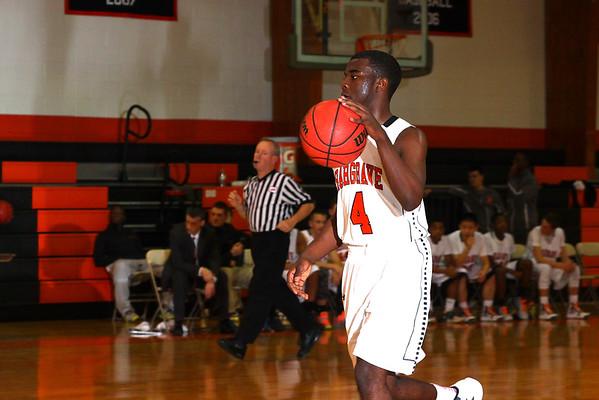JV Basketball v Steward School