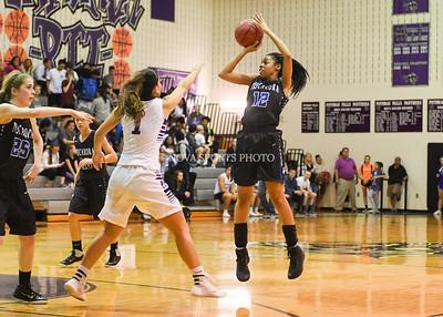 Girls Basketball: Tuscarora vs. Potomac Falls 2.7.17