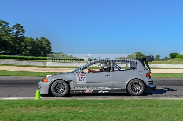 187 Gray Honda Civic