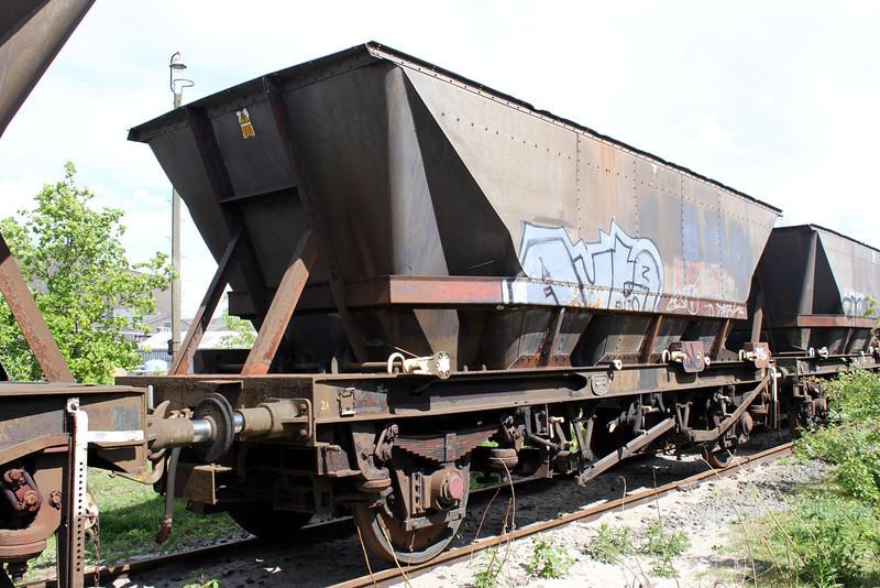 HDA 368204 Worksop Yard, 08/05/11.