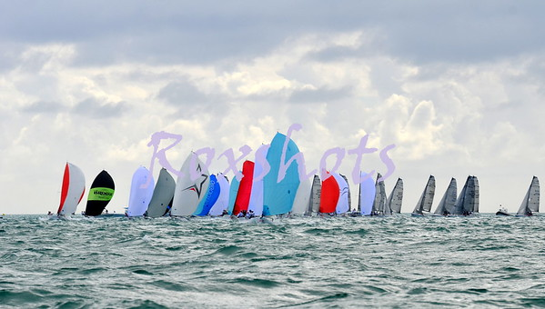 Melges 20 1st World's, Dec. 11-14 2013