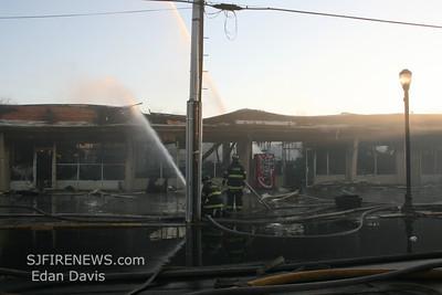 04-17-2009, 4 Alarm Building, Camden City, Camden County, Marlton Rd.