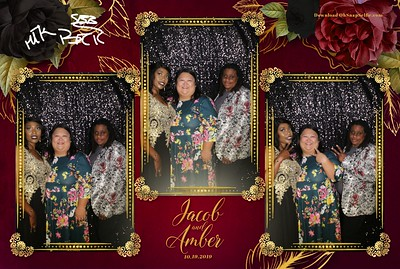 101919 - Amber + Jake - MIRROR Booth