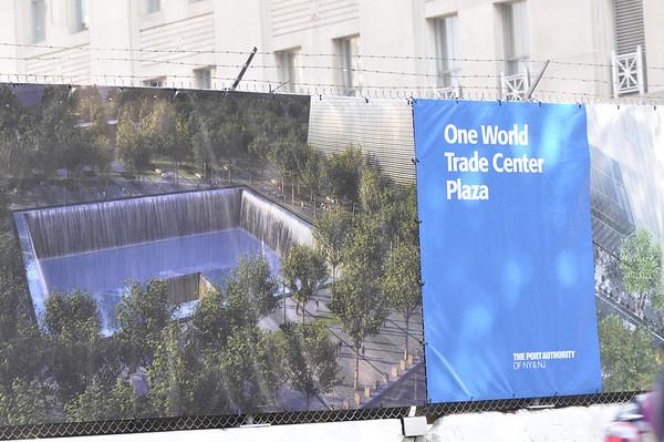 Ground Zero in process