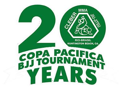2017 20 years Copa Pacifica BJJ Tournament