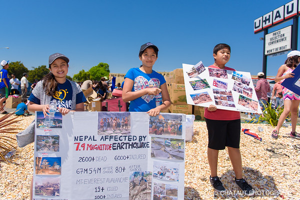 Nepal Earthquake - Donation Sorting
