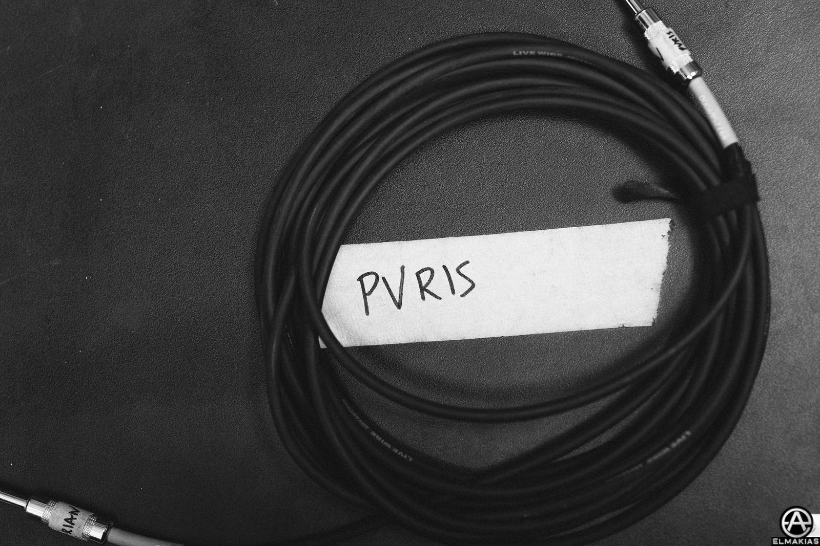 PVRIS was here by Adam Elmakias at Vans Warped Tour 2015