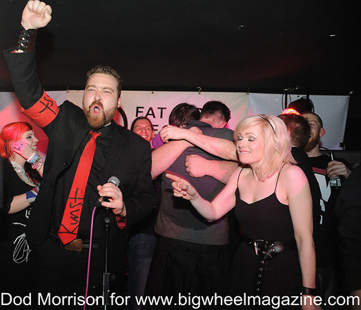 Compare Scott celebrates wit the bands Fat hippy battle of the bands winners etc - Aberdeen March 2014 by Dod Morrison photography (85).jpg