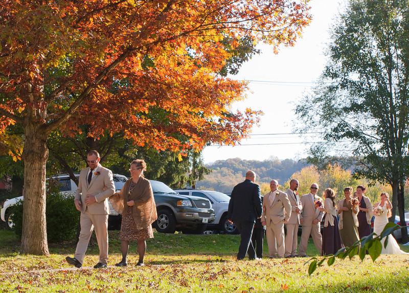 Wedding Procession, Stone Arch Bridge Lewistown, PA img_6006A.jpg