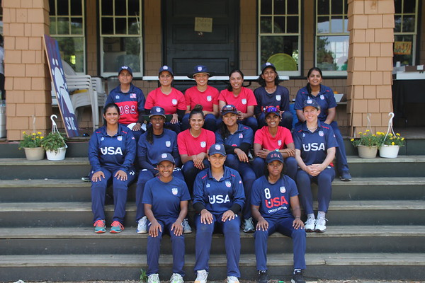 US Women's Cricket National Team