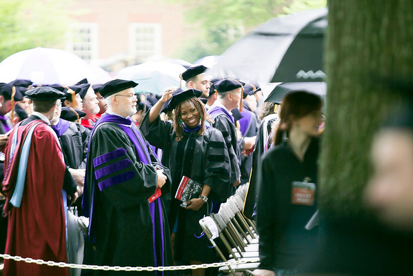 Funmi Akinyele Regent PHD Graduation