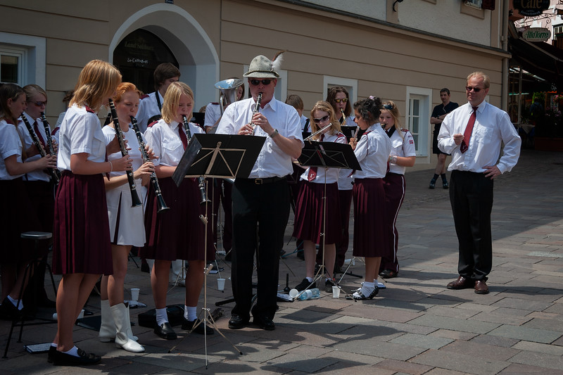 Zell am See Band