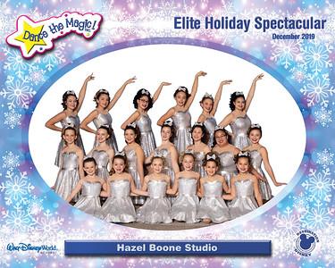 Elite Holiday Spectacular at Walt Disney World 2019