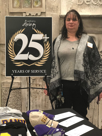 Sodexo Years of Service Lunch 1/18/19