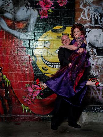 Angela and Jason - May 2012