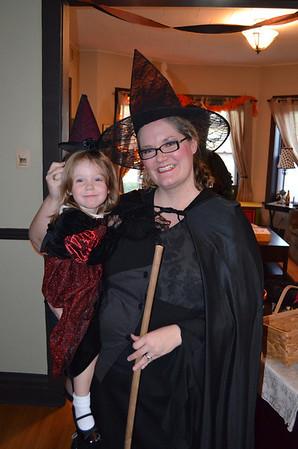 A Jolly Halloween - October 2013