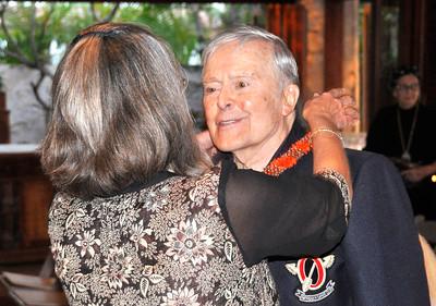 2012 New Life Member Bill Brooks 2-27-2012