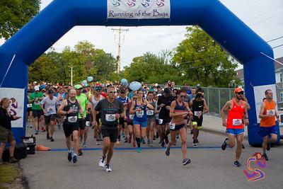Running of the Bays 5K & Half-Marathon