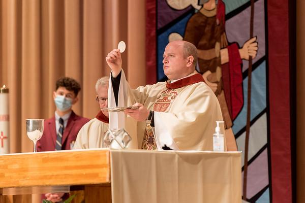Latin School Communion Breakfast - May 16, 2021