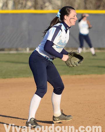 Madison @ Stone Bridge Softball (Photos by Tom Lighton)