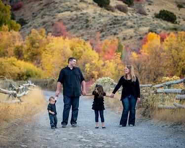 Kadee's family  Millville Canyon
