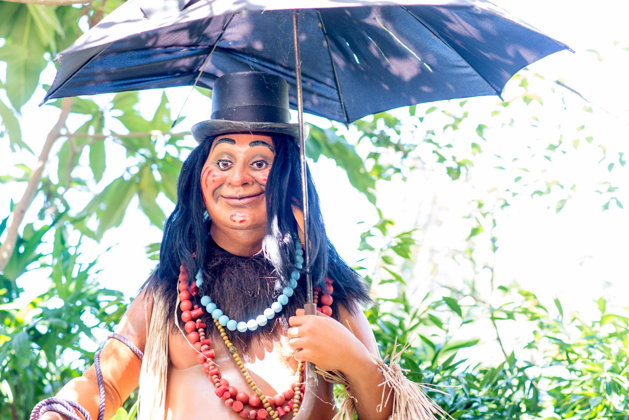 Trader Sam - Jungle Cruise - Walt Disney World Magic Kingdom
