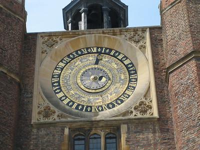 June 2006 - Hampton Court Palace