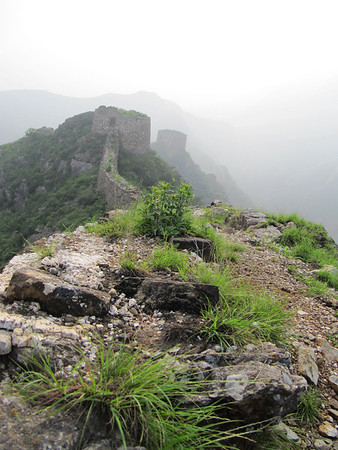 Wohushan great wall 【fall】