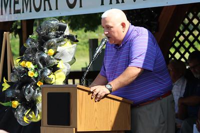 Bridge Dedication for Trooper Shawn Blanton, June 17