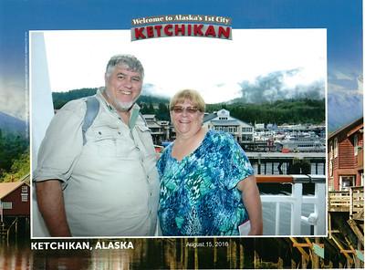 Alaska Cruise - August 2016