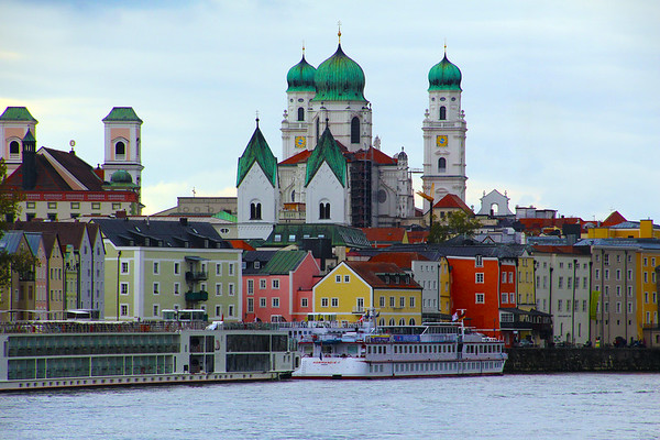 Passau, Germany: First Stop on the Romantic Danube Cruise