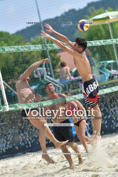 presso Zocco Beach PERUGIA , 25 agosto 2018 - Foto di Michele Benda per VolleyFoto [Riferimento file: 2018-08-25/ND5_8661]