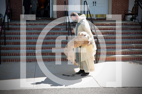 VISI Communion 2021 May 1, 10AM