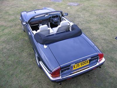 XJS500X - 5.3 litre V12 convertible