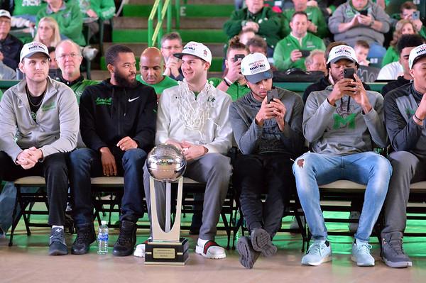 3.11.18 Men's Basketball-NCAA tournament Selection Sunday