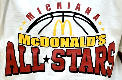 McDonald's Michiana Girls All Stars - 2018