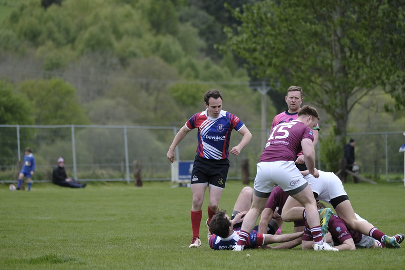 Earlston Sevens - Kings of the Sevens Tournament