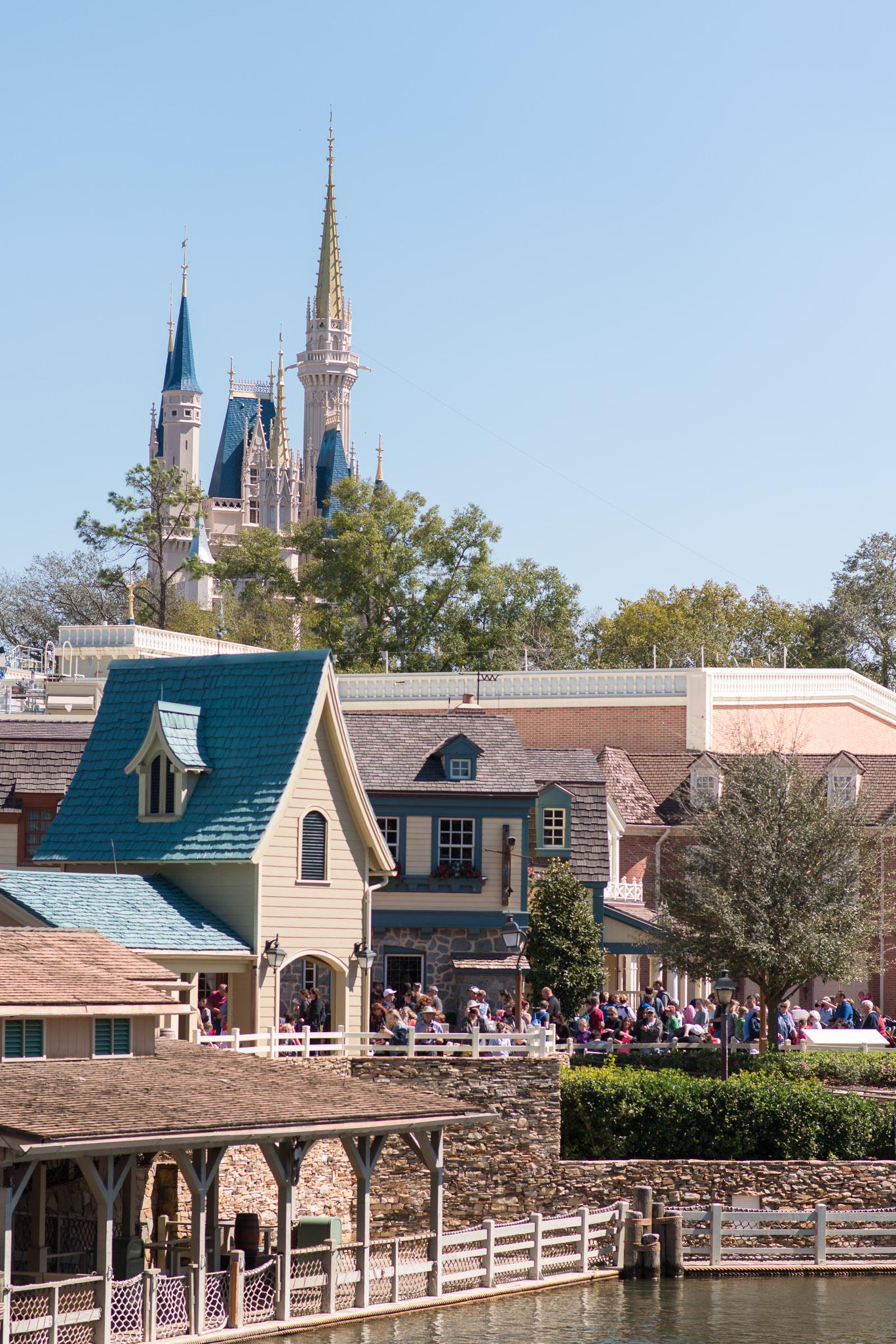 Cinderella Castle - Walt Disney World Magic Kingdom
