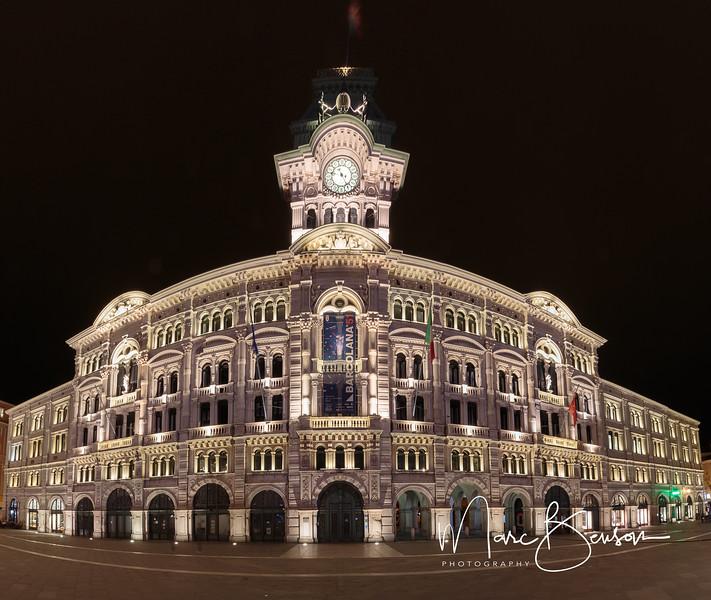 Trieste City Hall