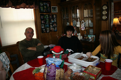 Christmas 2007 @ Grandma's