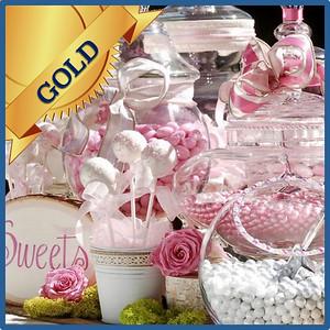 42804 Candy bar Gold