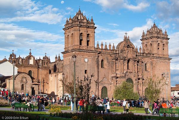 Cusco - Stroll Around Town